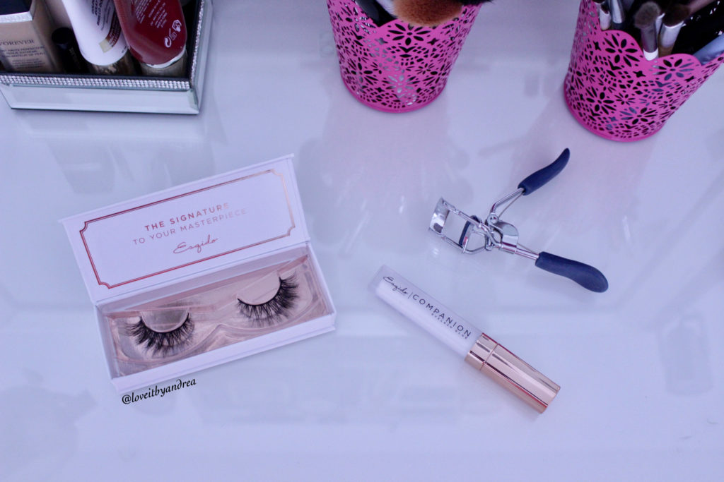 @loveitbyandrea's cover photo for 'Esqido False Eyelashes & Glue | Review » Love It!!! By Andrea'