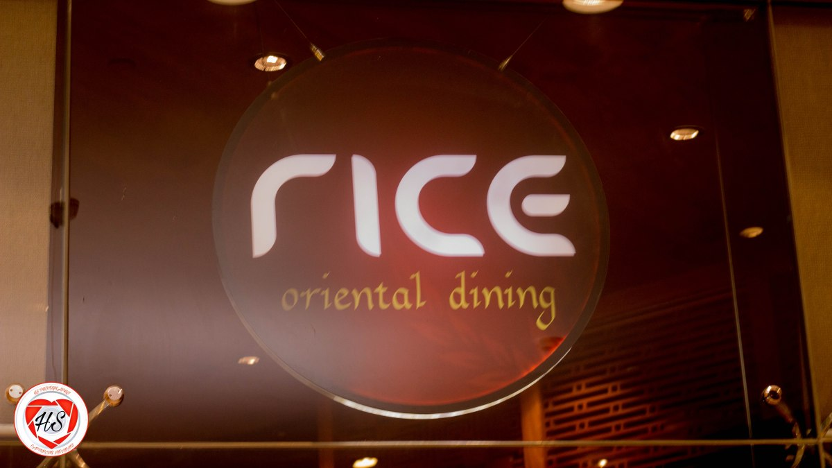 @happyfravelling's cover photo for 'Best Pan Asian Restaurant in the Town ~ RICE, Radisson Blu Dwarka'