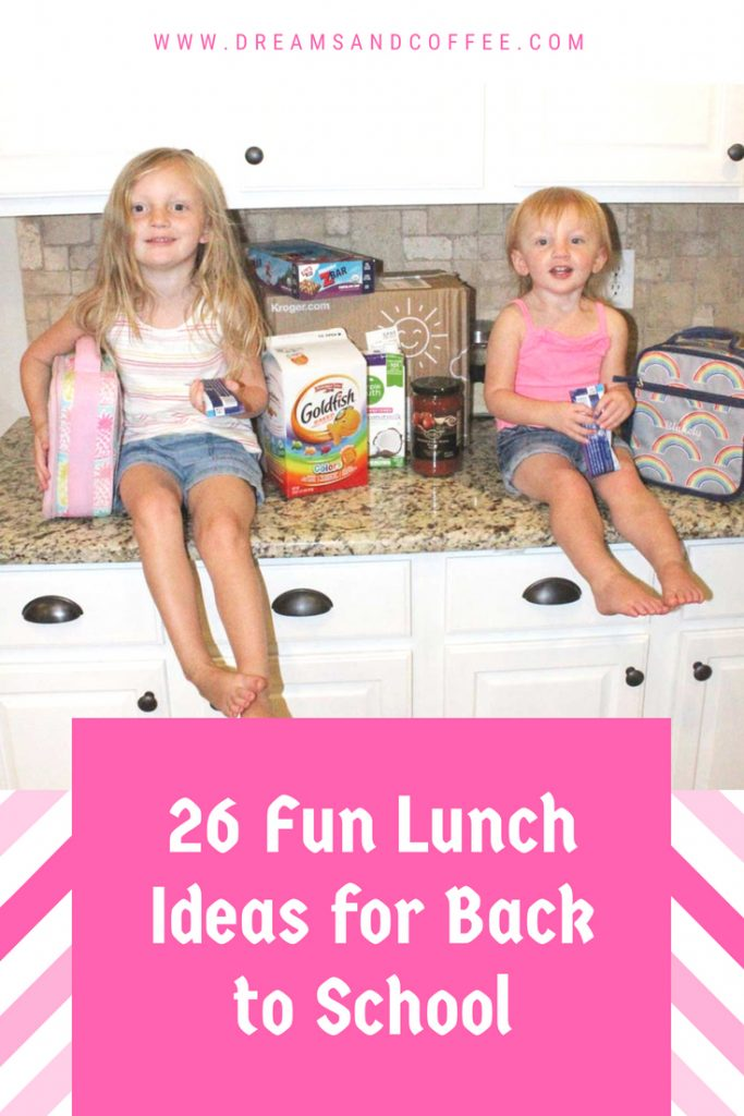 @brittanywboyce's cover photo for 'How to Make School Lunches Fun | Back to School with Kroger'