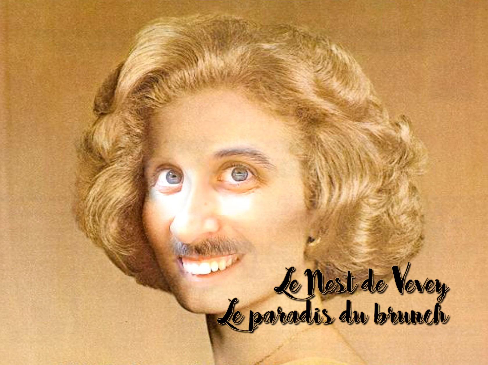 @takemeeverywhere's cover photo for 'Le Nest de Vevey, le paradis du brunch'