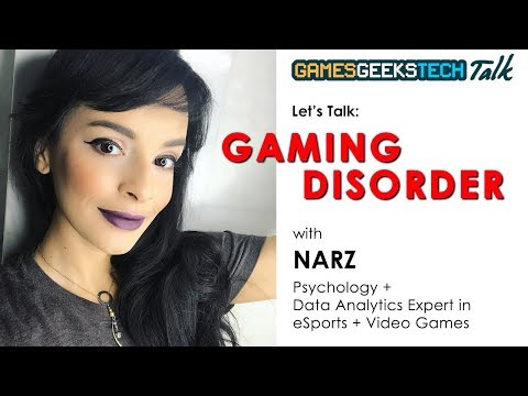 @narz's cover photo for 'Speak On Video Game Addiction Discussion On Games Geek Tech'