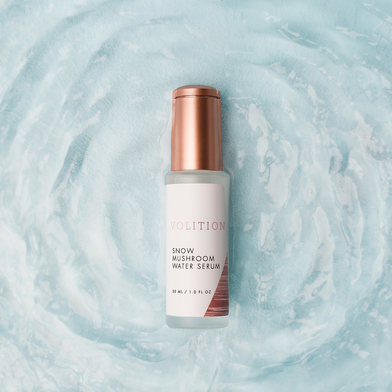@narz's cover photo for 'Get a Dewy Hydrating look With Volition Beauty's Snow Mushroom Water Serum!'