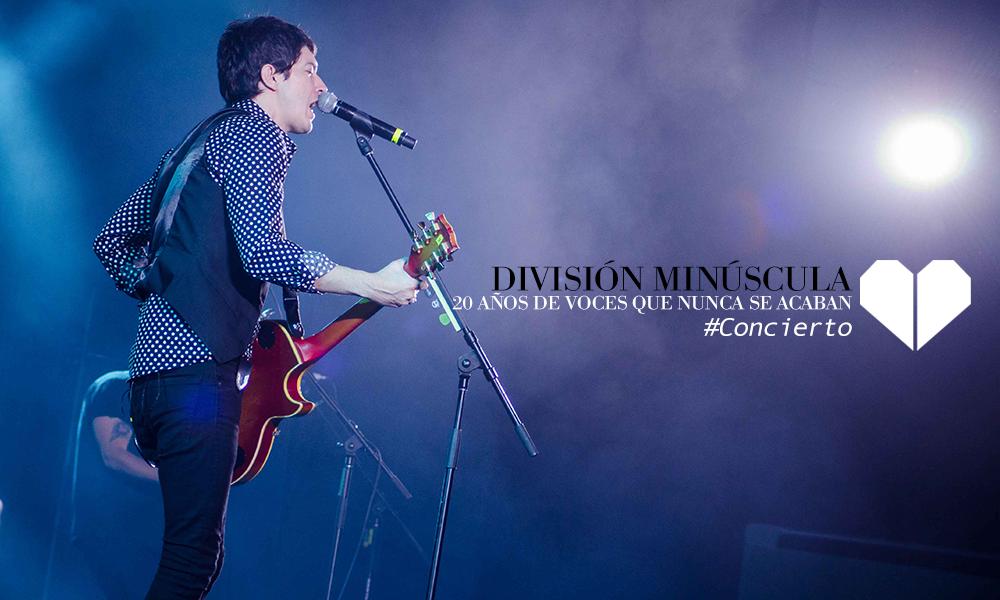 @ivanbien's cover photo for 'División, 20 años de voces que nunca se acaban'