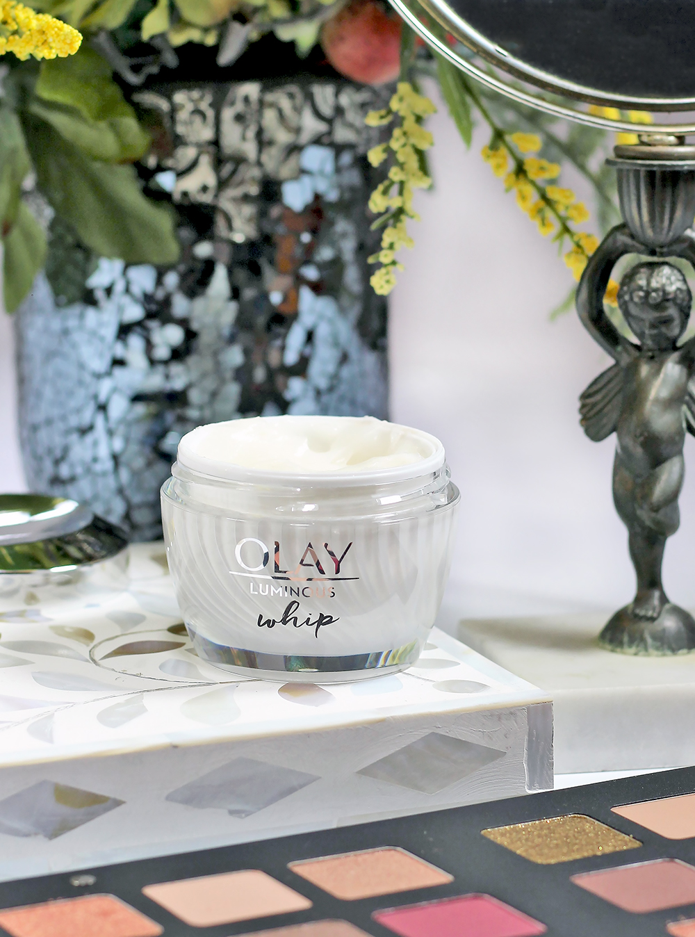 @blushingnoir's cover photo for 'Olay Luminous Whips: The Budget Friendly Unicorn Product Your Skin Needs'