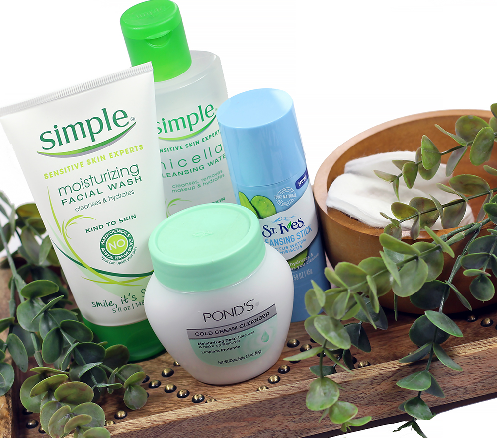 @blushingnoir's cover photo for 'Affordable Deep Cleansing Skincare Routine from the Drugstore'