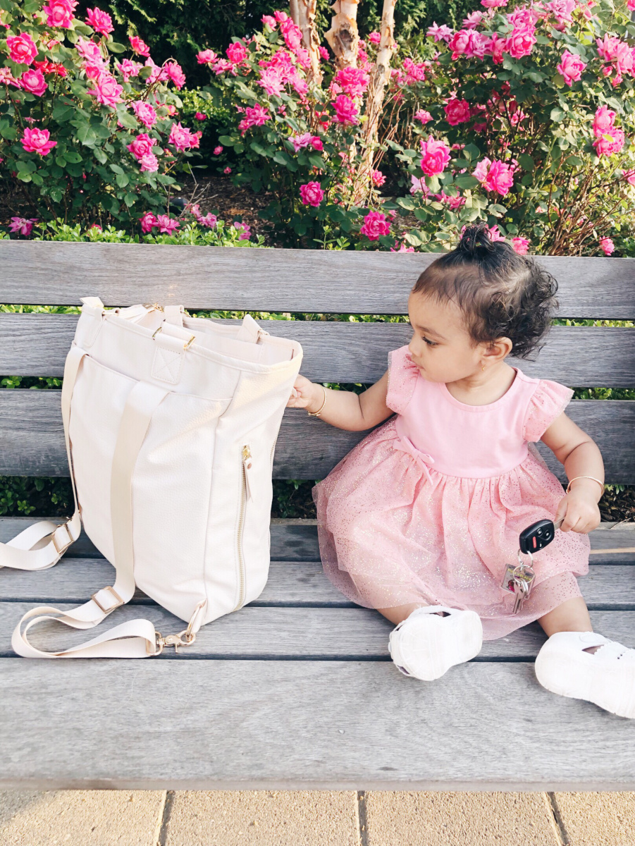 @douglashouseoflove's cover photo for 'My Go-To Diaper Bag — Vilah Bloom'