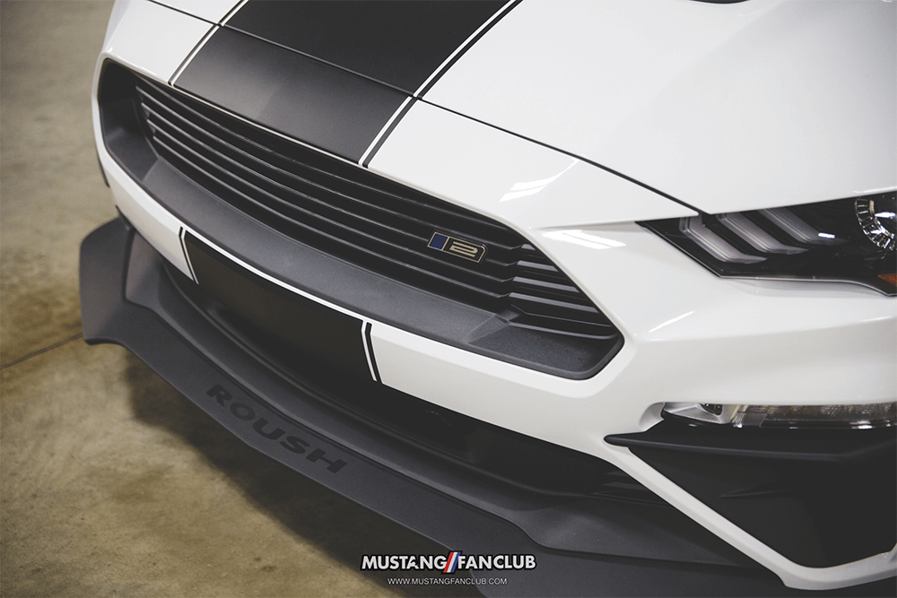 @mustangfanclub's cover photo for 'ROUSH Performance completed their first 2019 Ford Mustang | Mustang Fan Club'