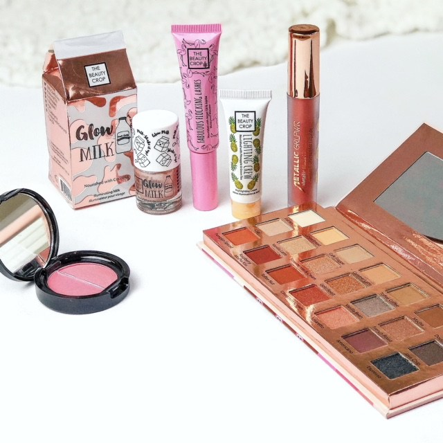 @kymakeupjunkie's cover photo for 'Natural Beauty featuring Makeup from The Beauty Crop - Kentucky Makeup Junkie'