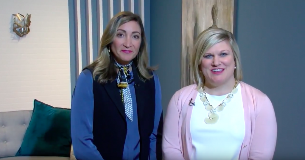 @paltrowitz's cover photo for 'Behr's Erika Woelfel & The Home Depot's Sarah Fishburne On Behr Paint's 2019 Colors & More'