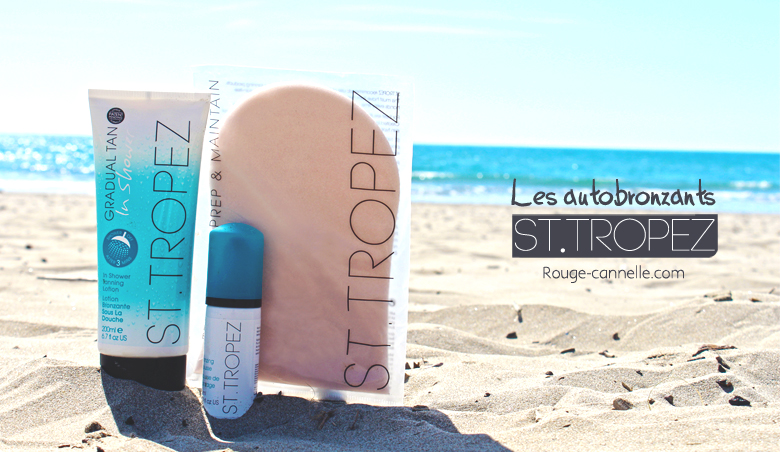 @pauline_argenson's cover photo for 'St Tropez - Test et avis des produits autobronzants (+photo avant-après)'