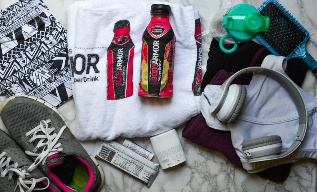 @flyawhey's cover photo for 'Check Out the Inside of my Gym Bag - Fly a Whey'