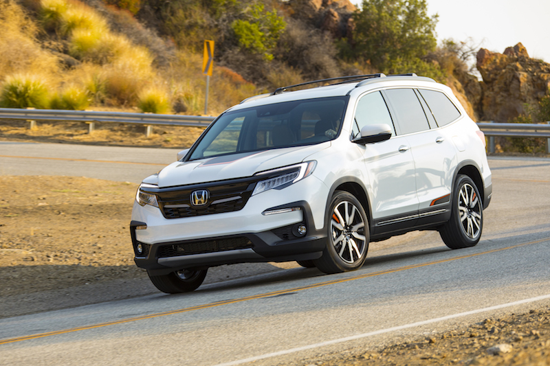 @stupiddope's cover photo for 'The 2019 Honda Pilot Wins at Off-Roading!   Video'