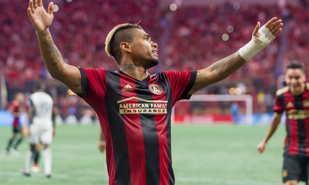 @stupiddope's cover photo for 'Travel Goals!   Kicking it with Delta x Atlanta United for Free Flights Worldwide   video'
