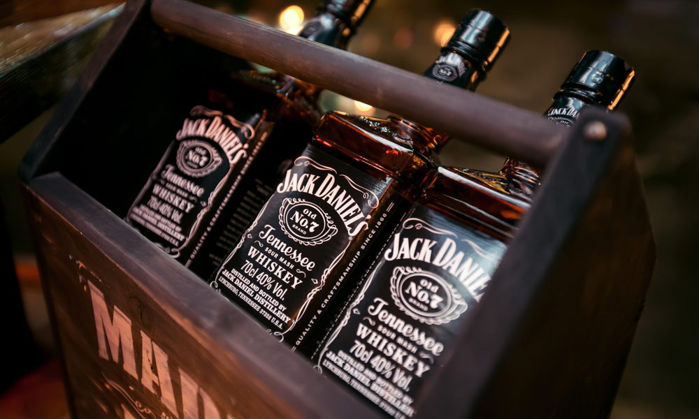 @stupiddope's cover photo for 'High Spirited Fun at the NBA Legend's Camp with Jack Daniel's!   Video'