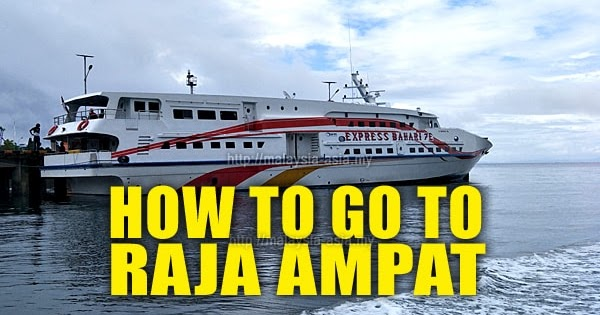 @malaysiaasia's cover photo for 'How to go to Raja Ampat'