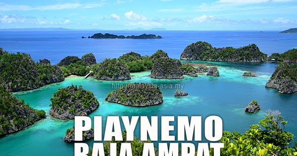 @malaysiaasia's cover photo for 'How to go to Piaynemo Island'