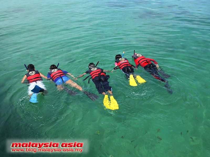@malaysiaasia's cover photo for 'Pulau Manukan Island Sabah'