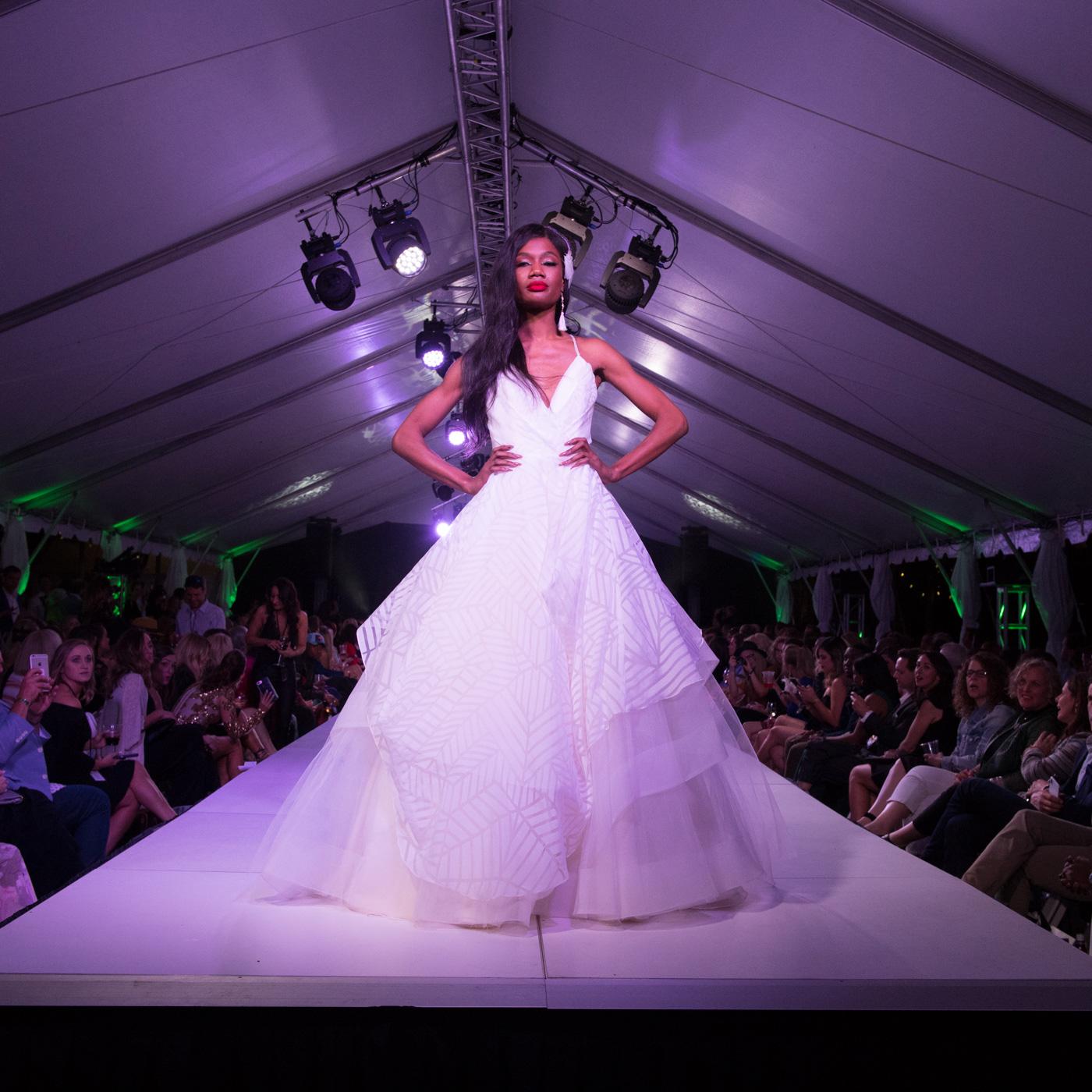 @beautybylilika's cover photo for 'Greenville Fashion week 2018 - Beauty by Eliane'