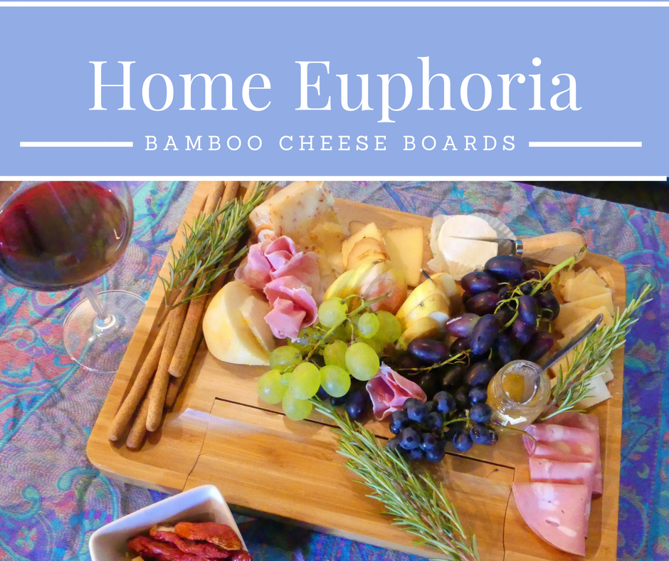 @adash_of_life's cover photo for 'Home Euphoria: Bamboo Cheese Boards'