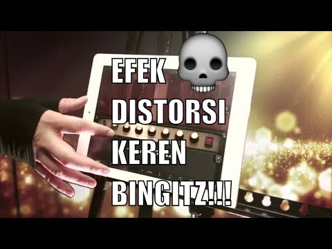 @calonrocker's cover photo for 'Efek Distorsi Keren Bingitz'