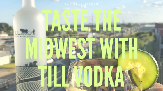 @alexshebar's cover photo for 'Taste The Midwest with TILL Vodka - Eat Play Pixels'