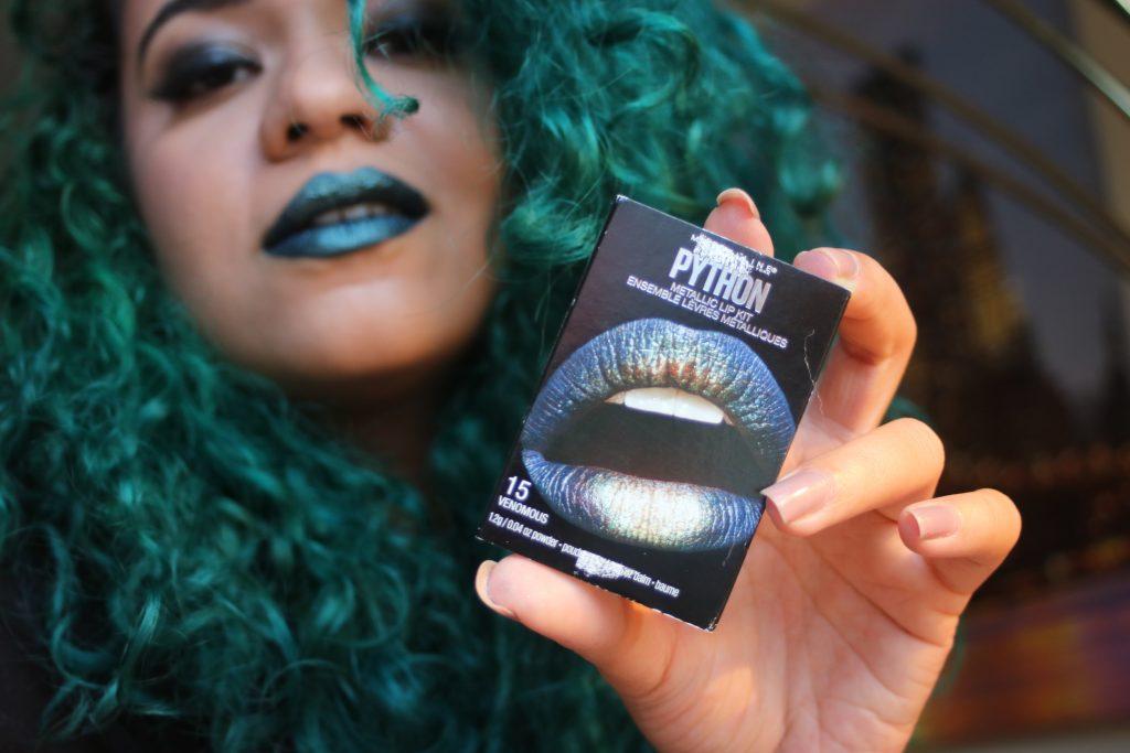 @mairanny's cover photo for 'Maybelline Metallic Lip Kit - Mairanny'