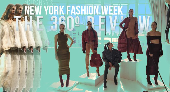 """@mairanny's cover photo for '#The7 """"NYFW F/W"""" 360º Review - Mairanny'"""
