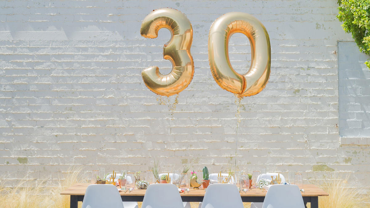 @palmspringsstyle's cover photo for 'Plan a Picture-Perfect Birthday Party in Greater Palm Springs'