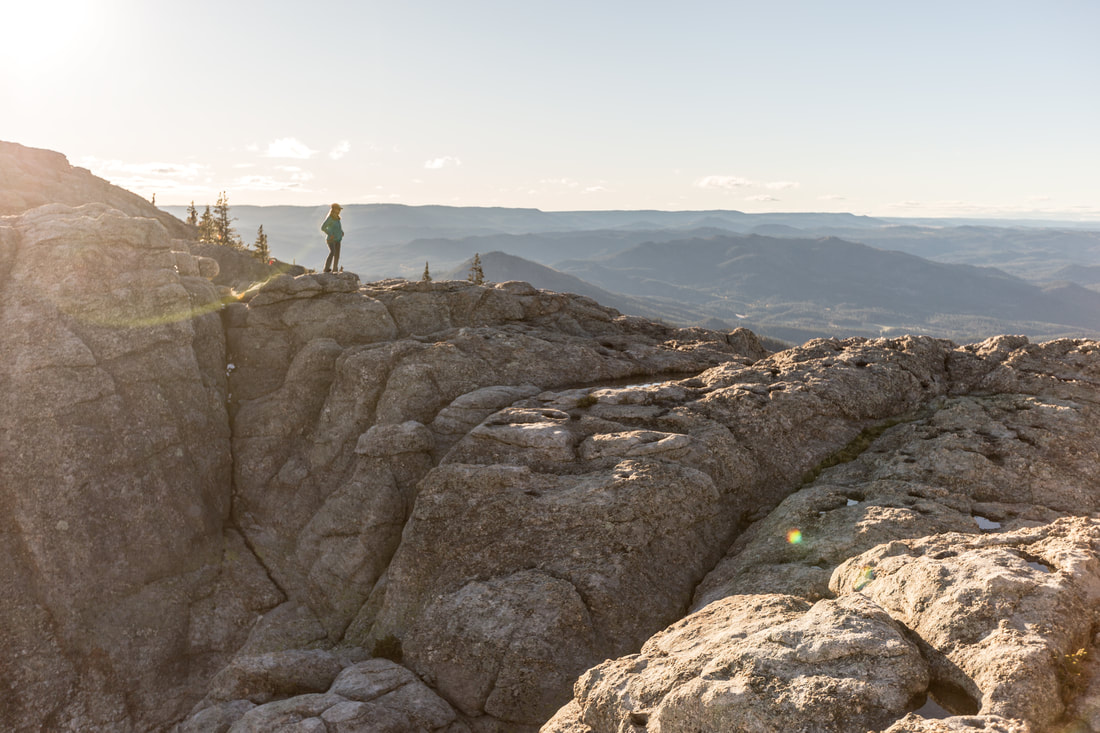 @katcarney's cover photo for 'Top 5 Adventure Activities in South Dakota'