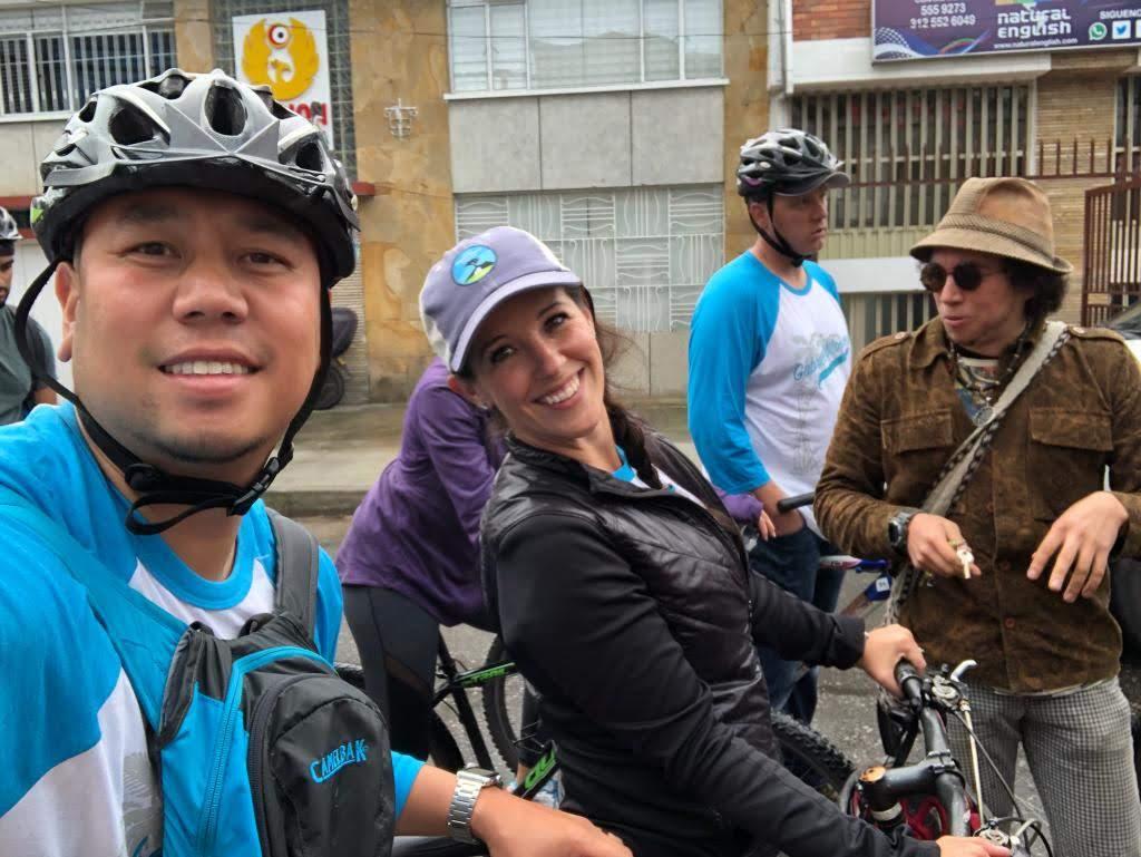 @gabrielfamilyadventures's cover photo for 'Bogota Bike Tour | Home | Gabriel Family Adventures'