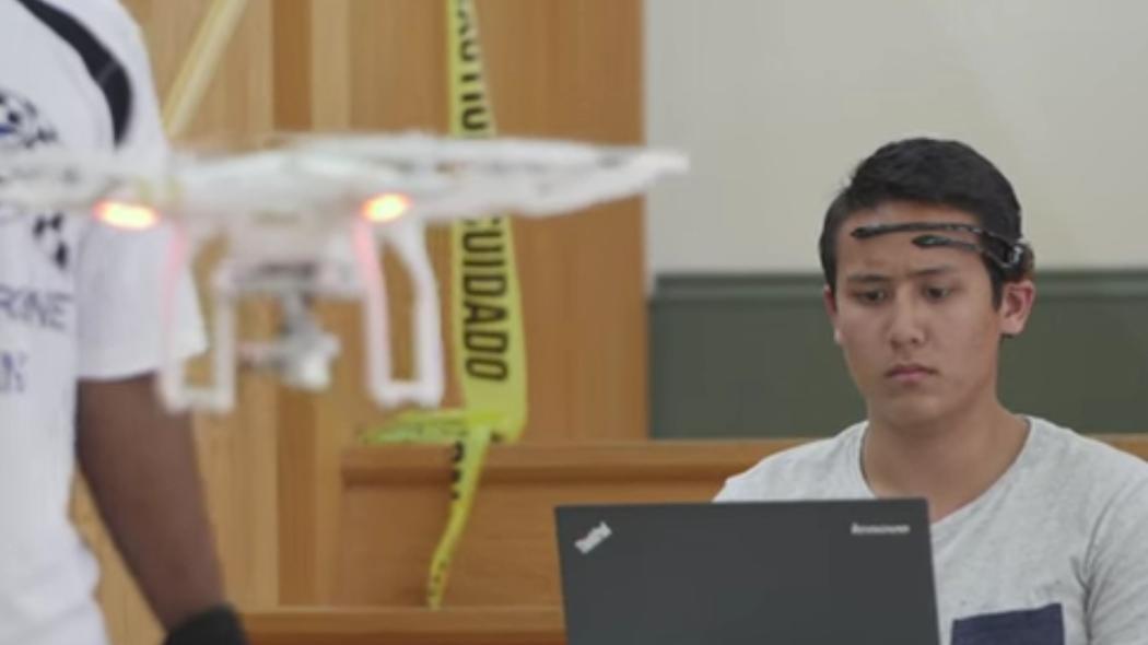 @div.master's cover photo for 'Robotica, arrivano i droni comandati da onde cerebrali - Div Master'