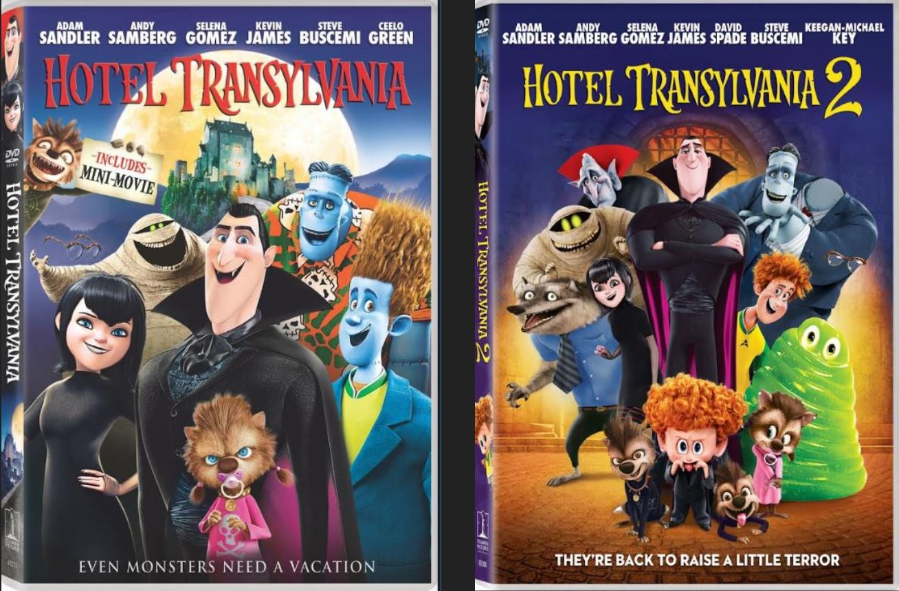 @teenswannaknow's cover photo for 'Hotel Transylvania & Hotel Transylvania 2 DVD Giveaway!'