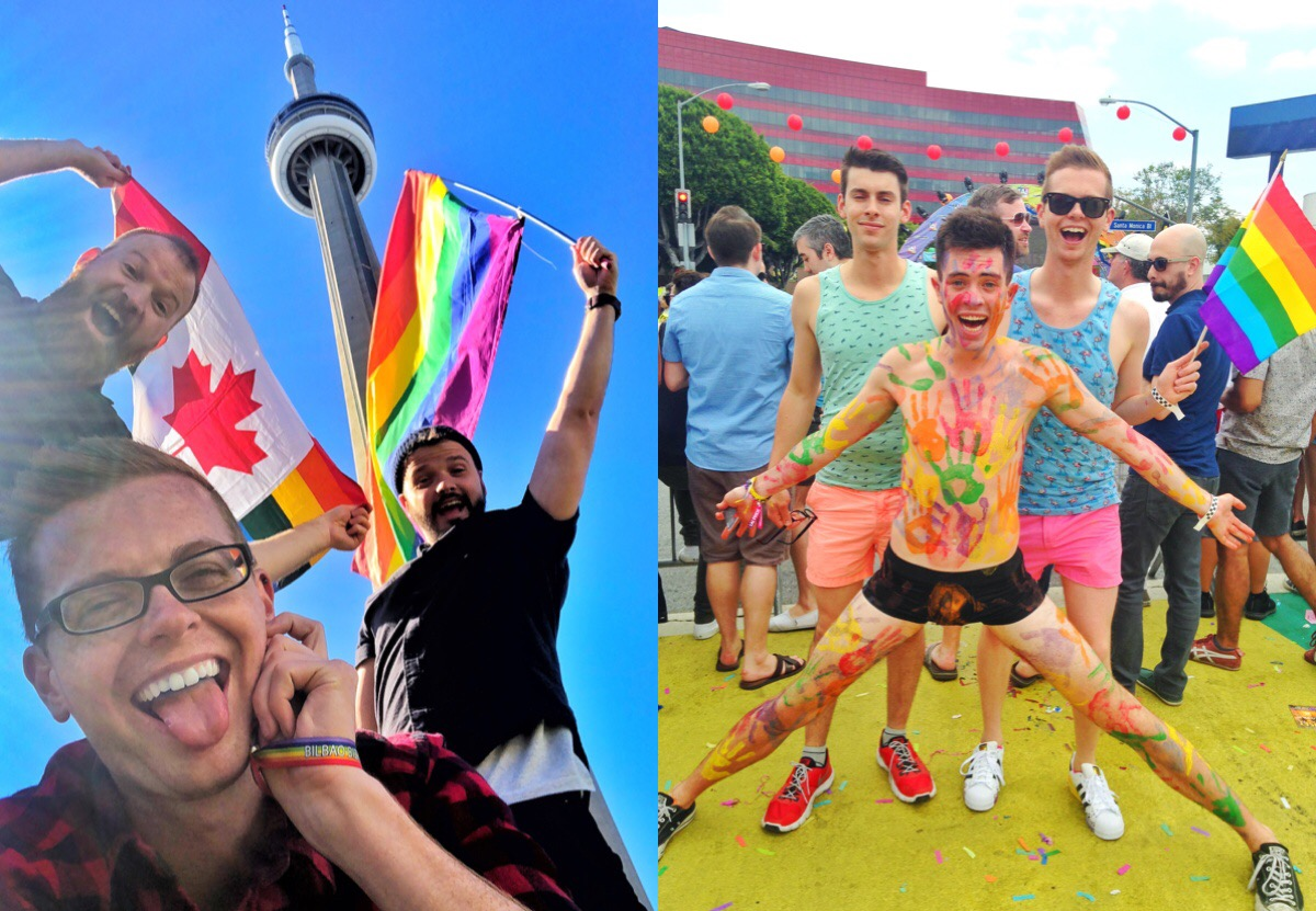 @ryanthomaswoods's cover photo for 'Pride Checklist: 11 Things to Bring to Toronto Pride | Out With Ryan'