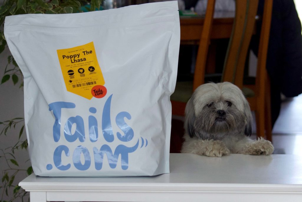 @poppy.thelhasa's cover photo for 'Tails.com dog food free trial review - LhasaLife'