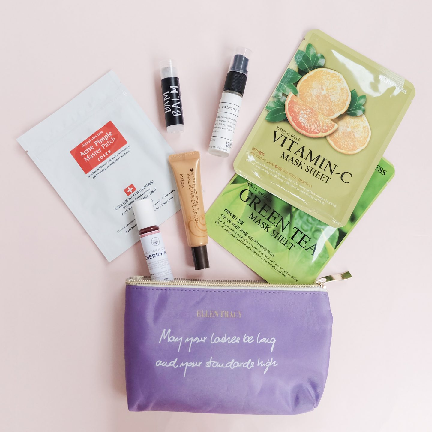 @saidayunicorn's cover photo for 'My In-Flight Skincare Routine - The Wandering Unicorn'