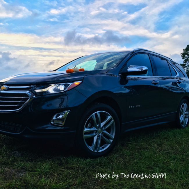 @thecreativesahm's cover photo for 'The 2018 Chevy Equinox Premier Safety At Its Finest - The Creative SAHM'