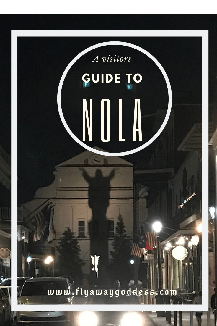 @heyyyitsmediana's cover photo for 'A Visitors Guide To NOLA -'