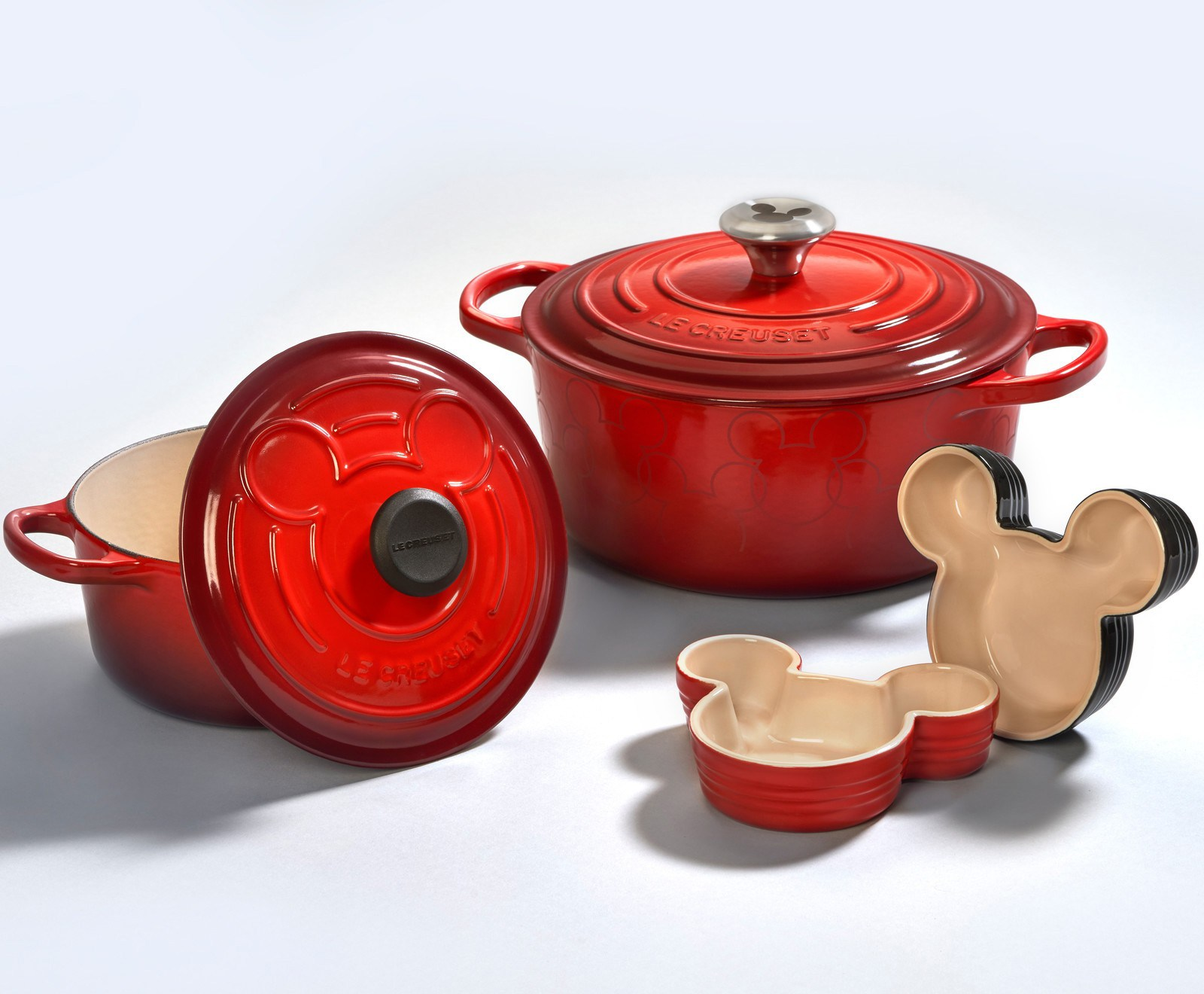 @daniellascastle's cover photo for 'Friday Funday Finds- Le Creuset and Disney join together to celebrate Mickey -'