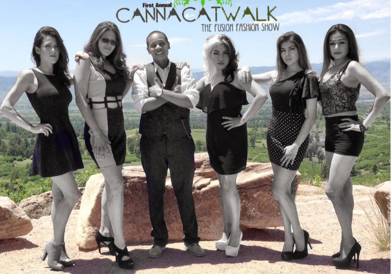 @cannacatwalkfashion's cover photo for 'MARIJUANA MODELS ON THE CANNACATWALK – EXPERT JOINTS'