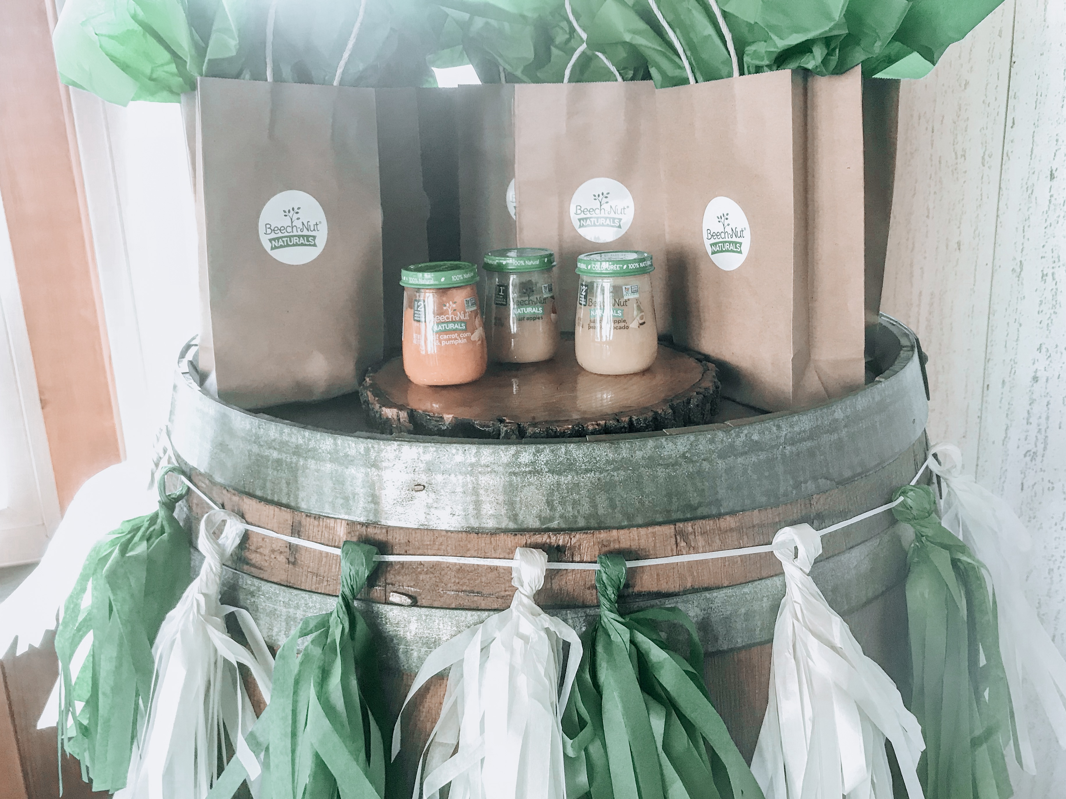 @miller.life.mom's cover photo for 'Beech-Nut® Naturals™ Fall Party- DIY for All Ages - Gingy Love'