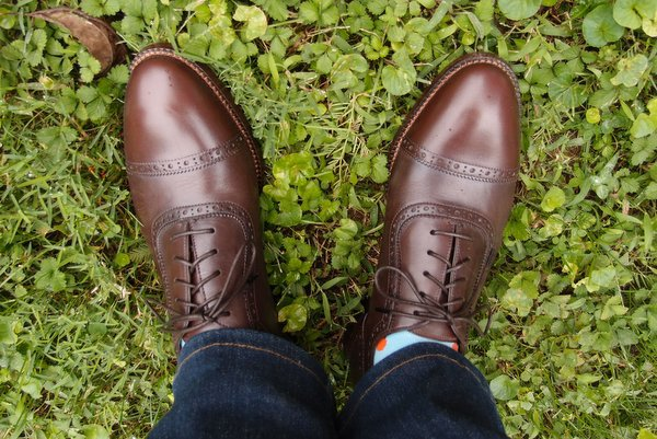 @modernfellows's cover photo for 'Review: Beckett Simonon Shoes Are Worth the Wait – Modern Fellows'