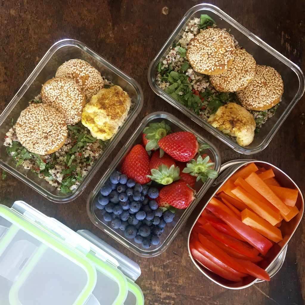 @activeandnourished's cover photo for 'How to Keep Healthy Food Fresh and Safer with Eco Meal Prep - Active + Nourished'