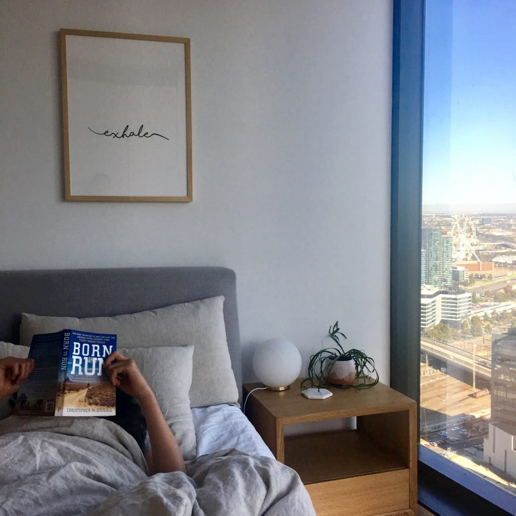 @activeandnourished's cover photo for 'Last minute Melbourne getaway made easy with Airbnb - Active + Nourished'