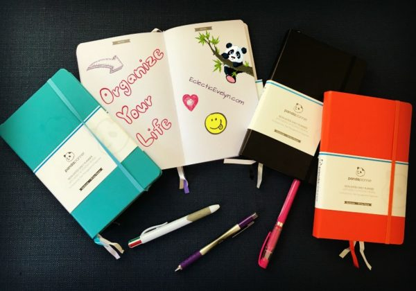 @eclecticevelyn's cover photo for 'Organize Your Life with Panda Planner'