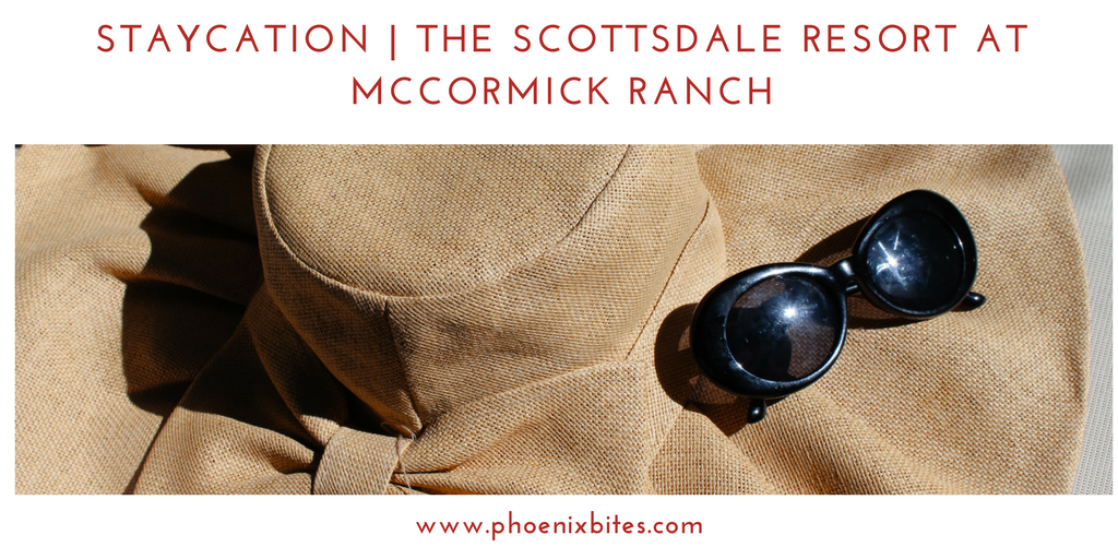 @phoenixbites's cover photo for 'Staycation | The Scottsdale Resort at McCormick Ranch - PhoenixBites'