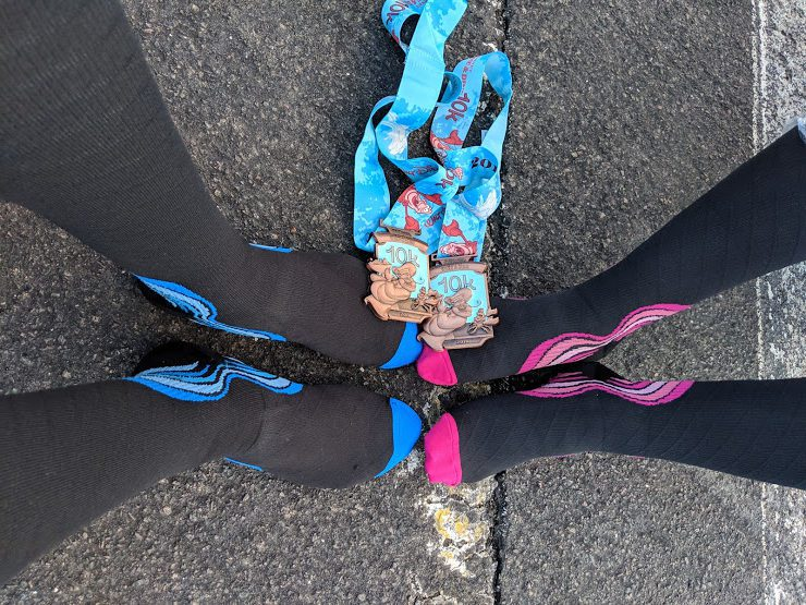 @theorlandoduo's cover photo for 'Why Compression Socks are Necessary for Runners - The Orlando Duo'