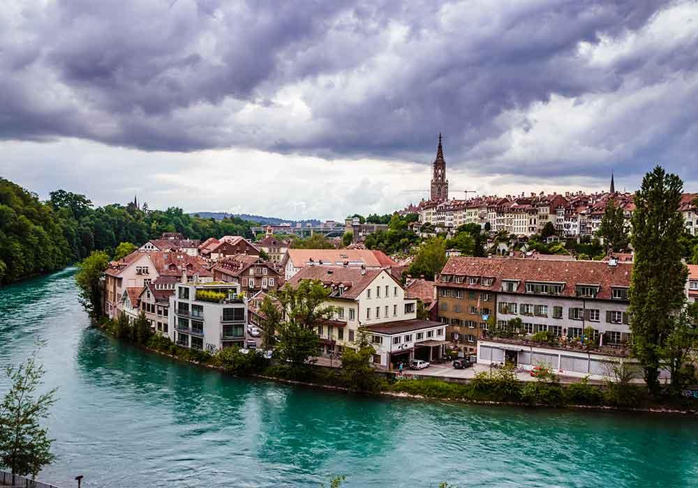 @positivitrip's cover photo for 'Cosa vedere a Berna in 1 giorno: la capitale Svizzera - Positivitrip - Video Blog di Viaggi'