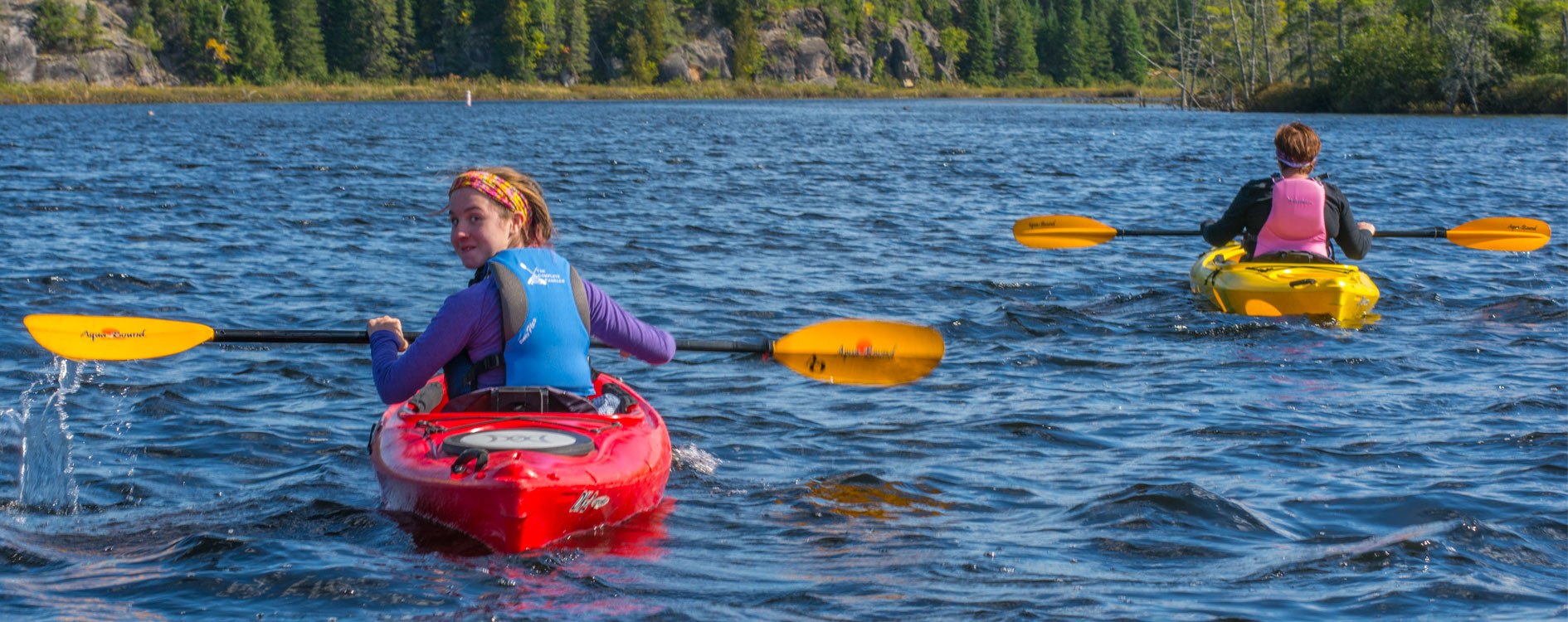 @sometimes_eventful's cover photo for 'Kayaking Costello Creek - Algonquin Outfitters - Your Outdoor Adventure Store'