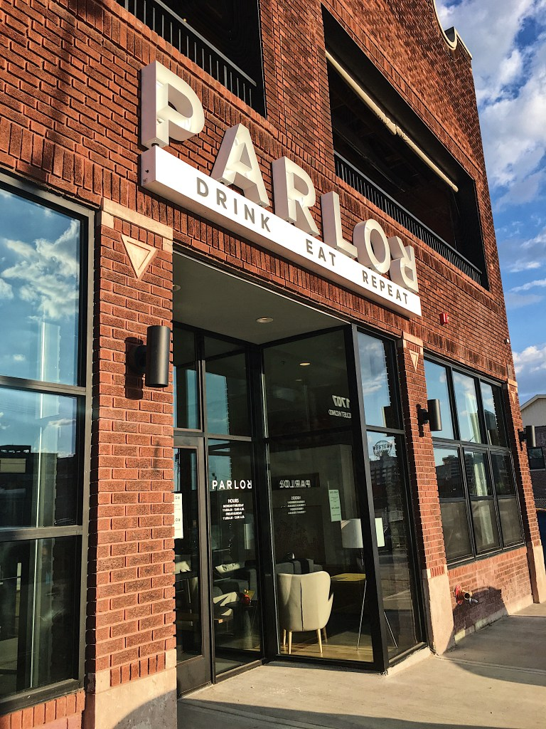 @bestbiteskc's cover photo for 'Parlor: A New Way to Dine'