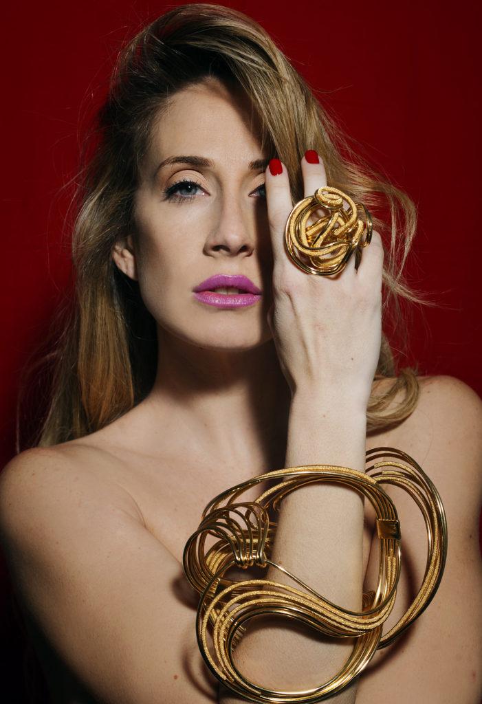 @missgio_jewelryblog's cover photo for 'Francesco Barbato and his wonderful sculpture jewellery'